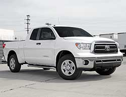 2007-2013 Toyota Tundra 5.7L owners have a street legal cold air intake that can be used in all 50-states