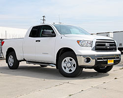 2012 Toyota Tundra Double Cab 4x2 can benefit from AEM air filter