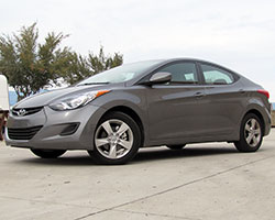 2011 Hyundai Elantra 1.8L, or a Kia Sportage can receive increased performance with AEM Air Filter