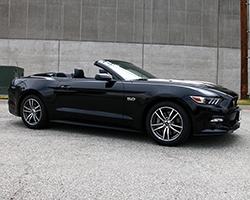 Not since the limited production 1984-1986 Ford Mustang SVO has Ford offered a turbocharged inline-four cylinder engine in the 2015 Mustang as well as the legendary 5.0