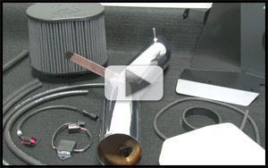 AEM-41-1101 - AEM Air Intake Installation for 2010 Ford F150 5.4L