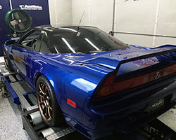 AEM to ensure Clarion Builds 1991 Acura NSX cold air intake will perform