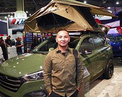 The JP Edition 2016 Hyundai Tucson Adventuremobile