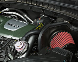 2016 Hyundai Tucson turbo AEM cold air intake and AEM charge pipe