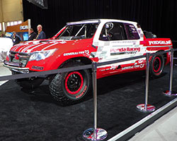 Honda SCORE Unlimited Class 2 Ridgeline at 2015 SEMA Show