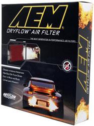 Box for the AEM 28-20295 air filter.