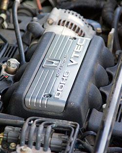 Acura NSX 3.0-liter DOHC VTEC V6