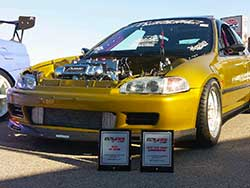 The 1992, 1993, 1994, and 1995 EG Honda Civic Si was only available in the USDM as a Civic Hatch back model and came with a D16Z6 SOHC VTEC inline four-cylinder engine