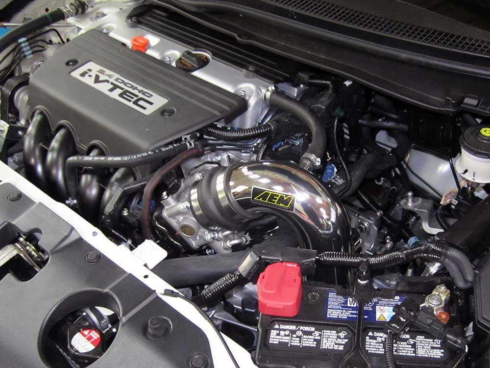 Aem Offers Performance Cold Air Intakes For 4th Gen To 9th