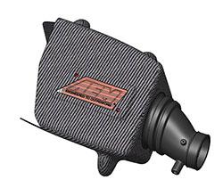 AEM designed air box