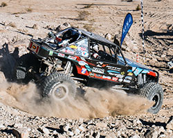 King of the Hammers is a race of attrition with mechanical failures being the number one cause of a DNF