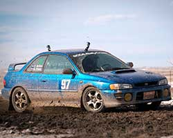 Keith Pizio and Todd Briley have had a lot of success building and racing Subaru cars and plan to race the Six Star Cars built Factory Five Racing 818R for the 2015 race season and beyond