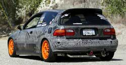 "Even From Behind This 1992 Honda Civic ""Engraved EG"" Demands Attention"