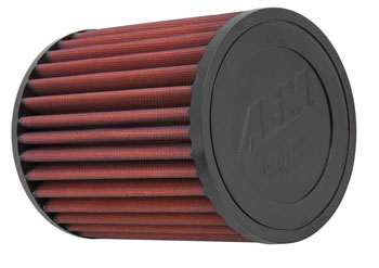 Performance air filter for select Isuzu i-370, i-290, i-280, Hummer H3, GMC Canyon and Chevy Colorado