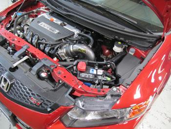 1.2013 Honda Civic Si with AEM 21-716C