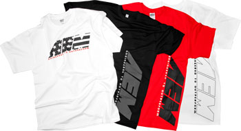 AEM Brand T-Shirts and Hats are made with high quality 100% cotton that's exceptionally comfortable.