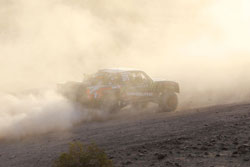 Camburg Engineering took 16th place in the Trophy Truck class in 26 hours and 30 minute