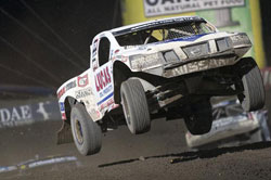 In the opening rounds of the Lucas Oil Off-Road Series at Firebird International Raceway Team Renezeder kicked off the 2011 season with three podium finishes.