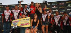 Carl Renezeder has over 18 years in desert racing. Photos by: Jeff Nemecek.