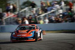 The AEM sponsored driver qualified first Palm Beach International Raceway.