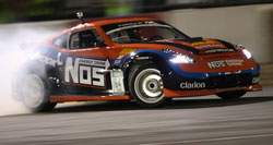 2011 Formula DRIFT season with AEM sponsored Chris Forsberg