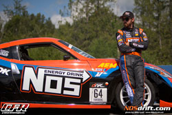 NOS Energy Drink Nissan 350z