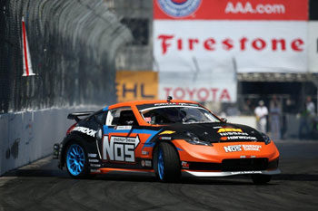 After his 3rd place finish in Long Beach, Forsberg boosted that once he gets his car dialed in, the CFR team will be virtually unstoppable.