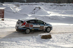 Van Way's 2nd in the 2wd Class and 9th overall gives him a good deal of momentum heading into the 2013 Rally America National Championship season.