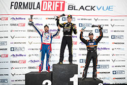 AEM triple wins with Aasbo, Bluss, and Forsberg at Formula Drift in Orlando, Florida