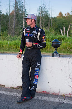 with a 2nd place finish behind him, Ryan Tuerck is looking forward to After Dark.