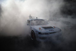 The AEM sponsored racer's goal is to continue improving until he reaches the top-tier of the podium.