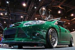 John Pangilinan's 2012 Ford Focus at SEMA