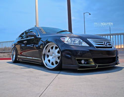 Kennedy Nguyen and Platinum VIP's attention to the slightest detail made this Lexus LS460 owner a lifetime Nguyen fan.