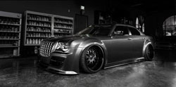 Kennedy Nguyen and Platinum VIP Chrysler 300c with attitude.