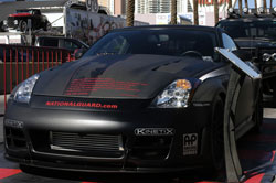 LDRSHIP, INC. Custom Nissan 350z