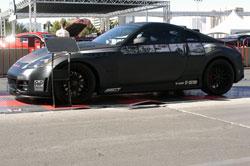 "2006 Nissan 350z ""Black Ops"""