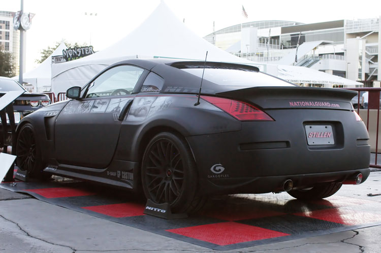 Pictures Of Nissan 350z Performance Chips