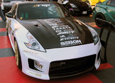 LDRSHIP, INC. 2010 Nissan 370z