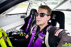 Matt Field learned quickly that in Formula Drift power is the name of the game.