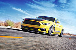 AEM Ford Mustang 2.3 liter Ecoboost