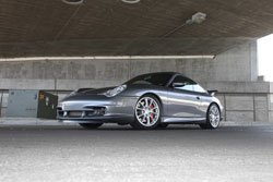 Philip Klotz put this custom Porsche 996 GT3 at the top of the performance charts.