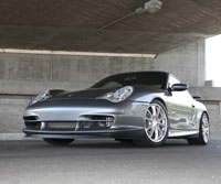 As far as sports cars go, this custom Porsche 996 GT3 screams top-of-the-line performance.