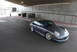 Philip Klotz said, regarding his Porsche 996 GT3, he was able to purchase his dream car and has never regretted it.
