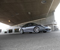 Porsche 996 GT3 owned by Philip Klotz