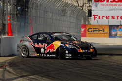 Rhys Millen Racing Red Bull Hyundai Genesis Coupe