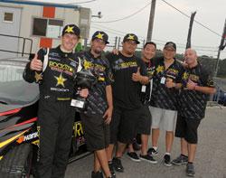 Rockstar Energy Scion Racing Team