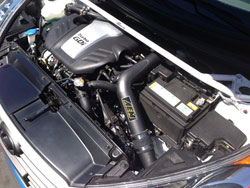 What impressed Kehl most was how straightforward the AEM installation procedure was and how sweet his engine purred.