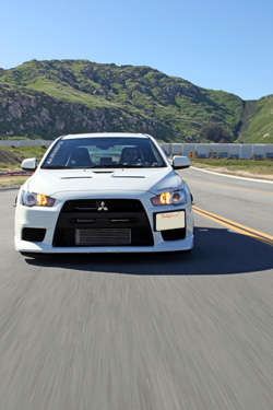 Custom Mitsubishi Lancer EVO X owned by Tien Wong