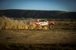 At times its difficult for service teams to navigate from the main roads to the remote race course