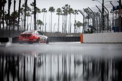Bluss in the Rain at Long Beach